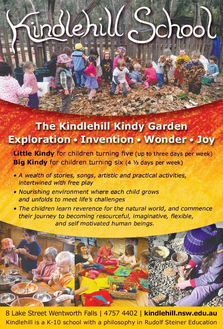 The Kindy Garden