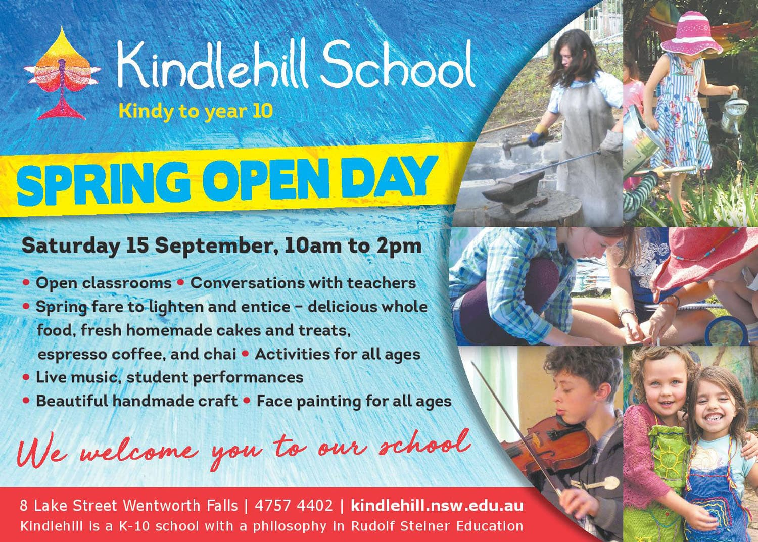 Events Archives | Kindlehill School, Blue Mountains